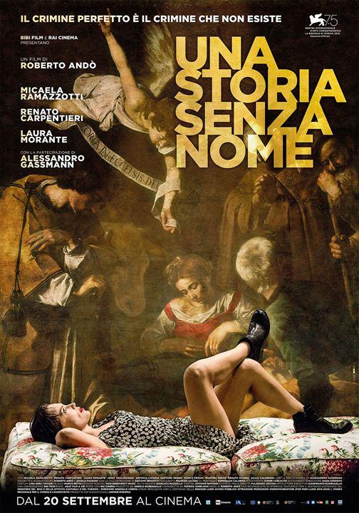 O Caravaggio Roubado : Poster