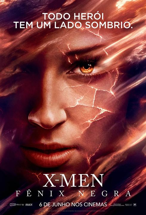 X-Men: Fênix Negra : Poster