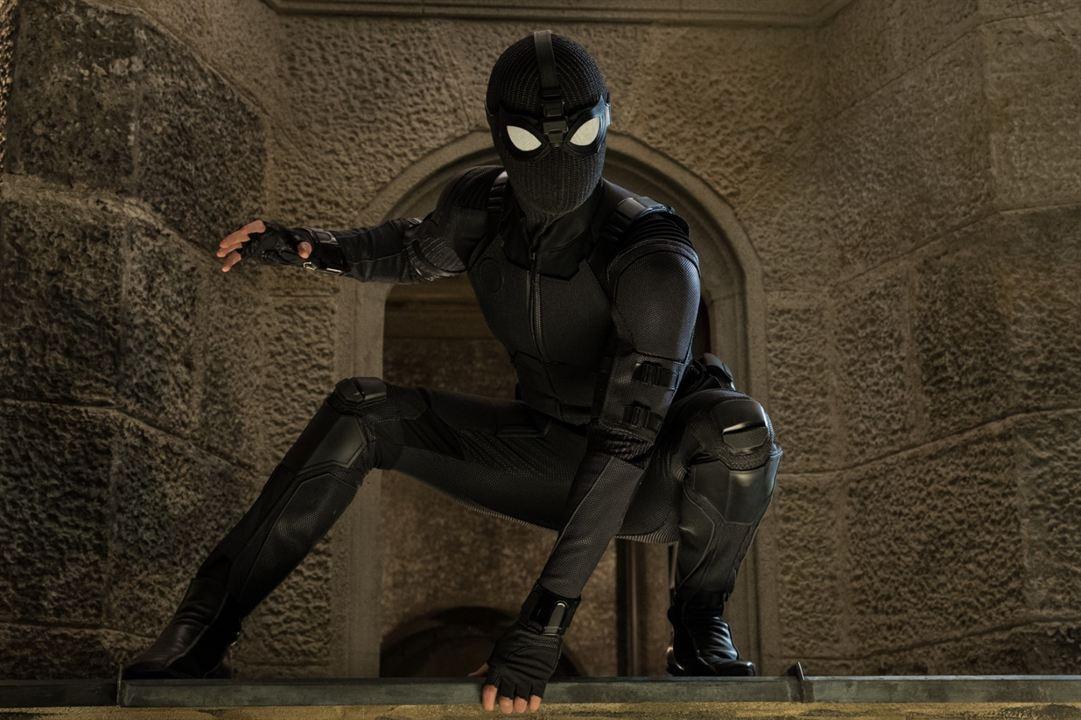 Homem-Aranha: Longe de Casa : Foto Tom Holland