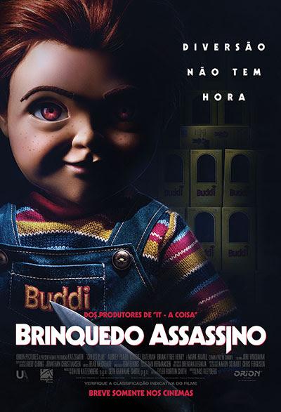 Brinquedo Assassino : Poster