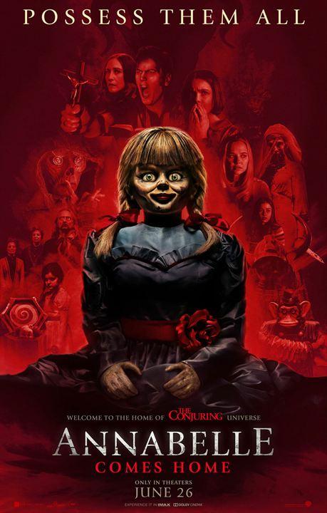 Annabelle 3: De Volta para Casa : Poster