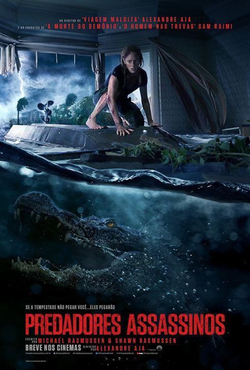 Predadores Assassinos : Poster