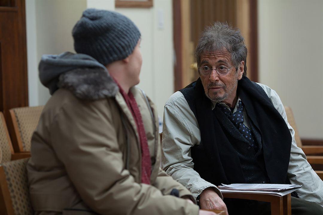 Foto De Al Pacino Dabka Foto Al Pacino Evan Peters