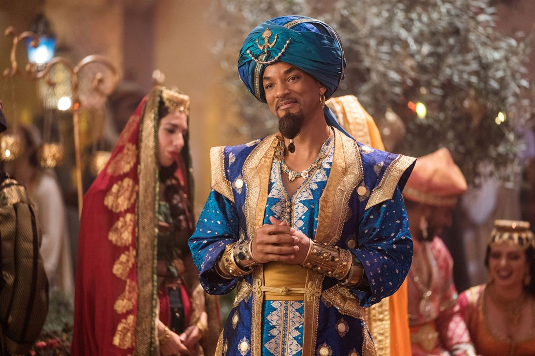 Aladdin : Foto Will Smith