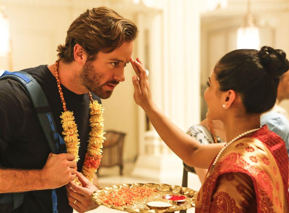 Atentado ao Hotel Taj Mahal : Foto Armie Hammer