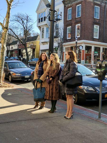 Foto Molly Shannon, Sarah Jessica Parker, Talia Balsam