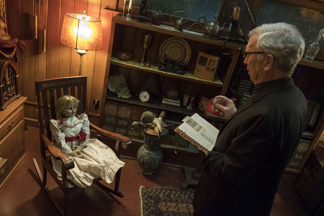 Annabelle 3: De Volta para Casa : Foto Steve Coulter