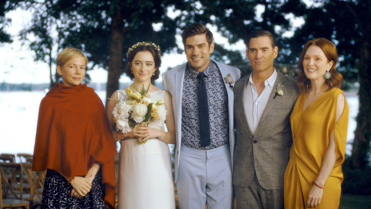 Depois do Casamento : Foto Abby Quinn, Billy Crudup, Julianne Moore, Michelle Williams