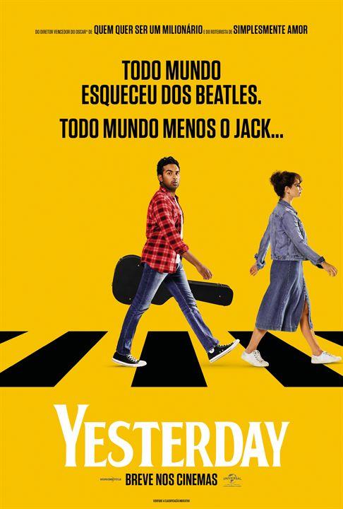 Yesterday : Poster