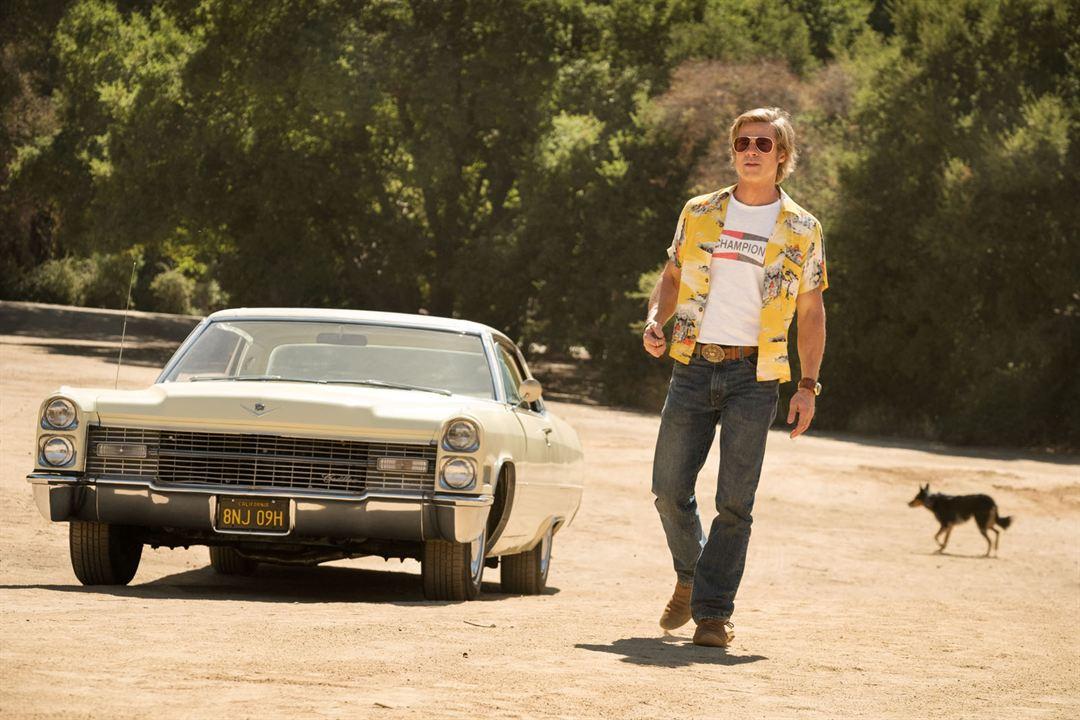 Era uma Vez em... Hollywood : Foto Brad Pitt