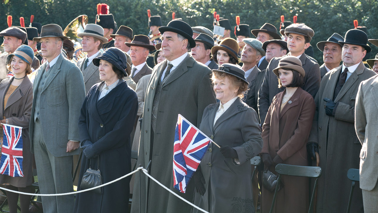Downton Abbey - O Filme : Foto Jim Carter