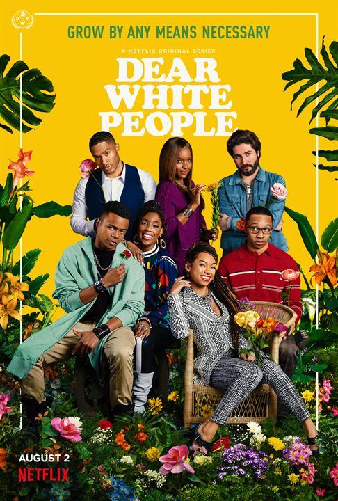 Cara Gente Branca : Poster