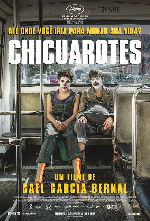 Chicuarotes : Poster