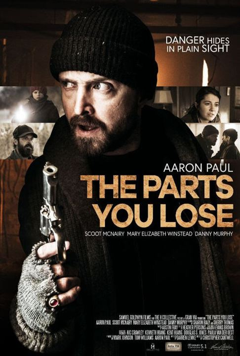 The Parts You Lose : Poster
