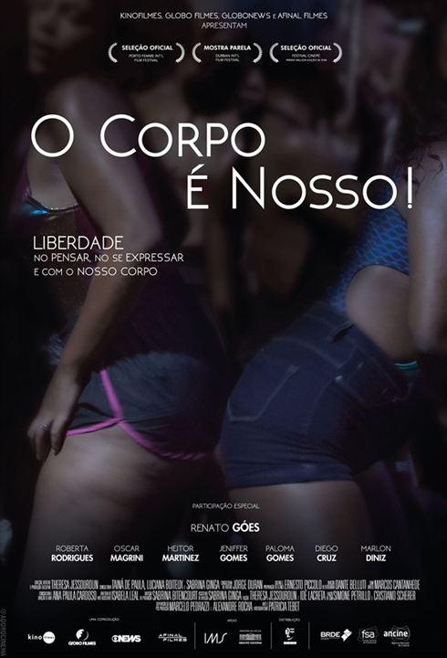 O Corpo é Nosso! : Poster