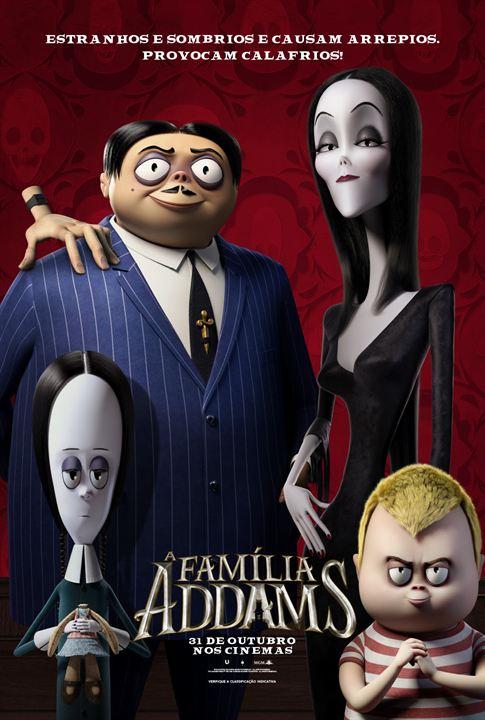 A Família Addams : Poster