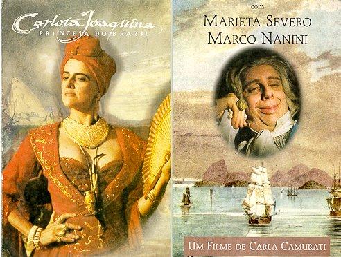 Carlota Joaquina, Princesa do Brasil : Poster