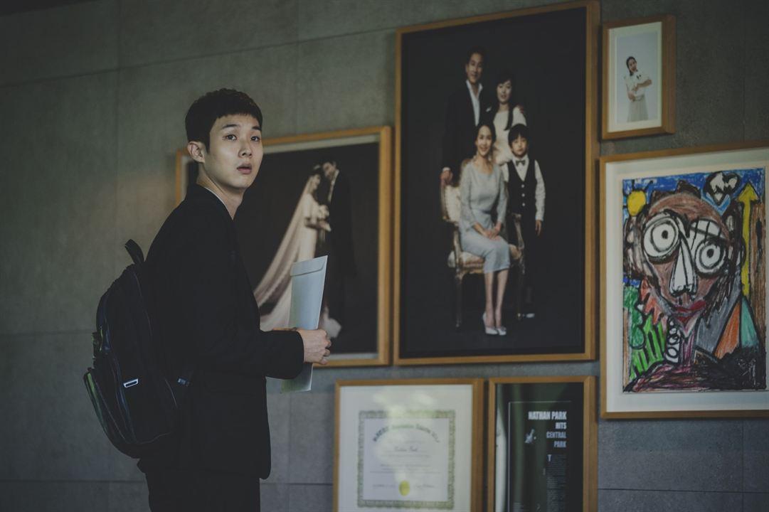 Parasita : Foto Woo-sik Choi