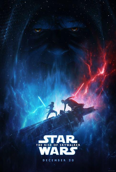 Star Wars: A Ascensão Skywalker : Poster
