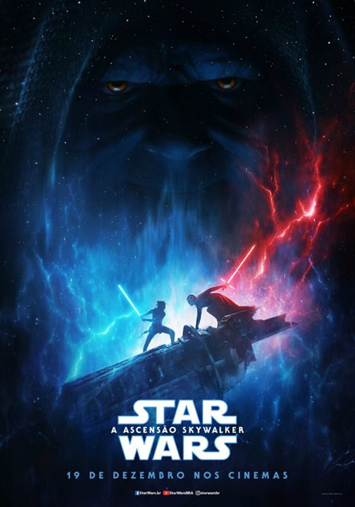 Star Wars: A Ascensão Skywalker : Poster