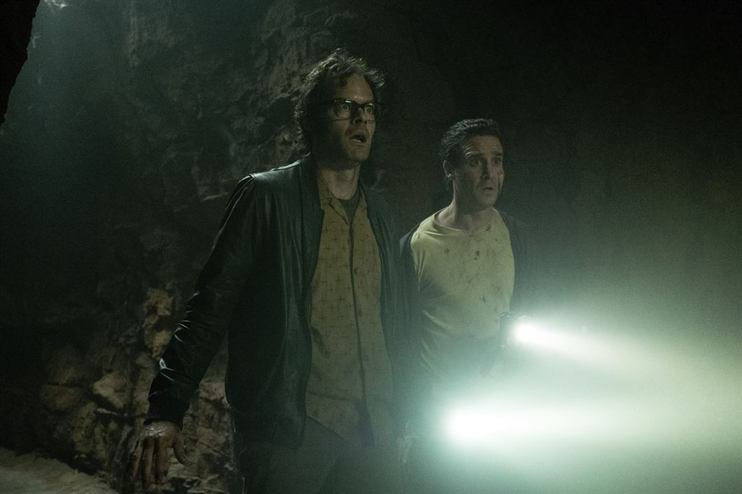It - Capítulo 2 : Foto Bill Hader, James Ransone