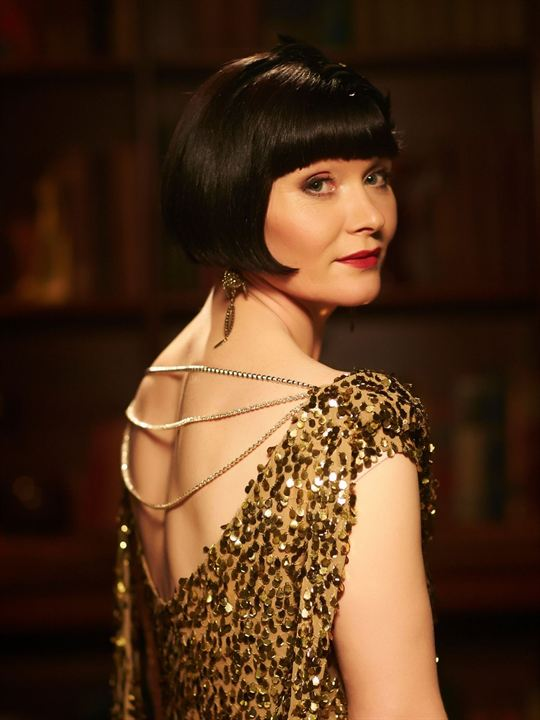Miss Fisher's Murder Mysteries : Photo Essie Davis