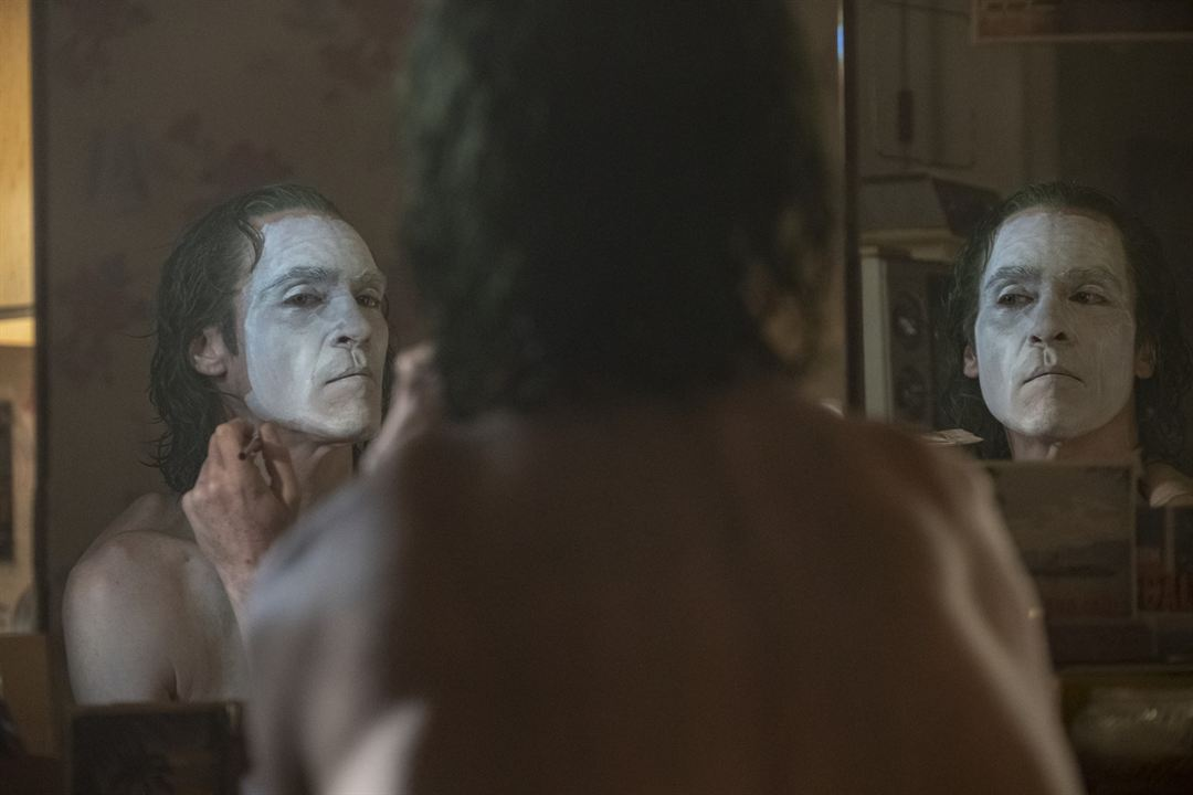 Coringa : Foto Joaquin Phoenix