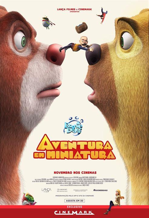 Bonnie Bears - Aventura em Miniatura : Poster