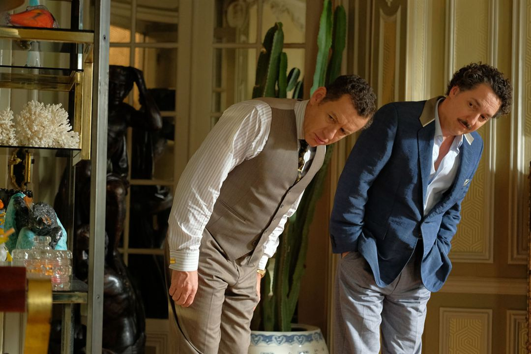 Foto Dany Boon, Guillaume Gallienne