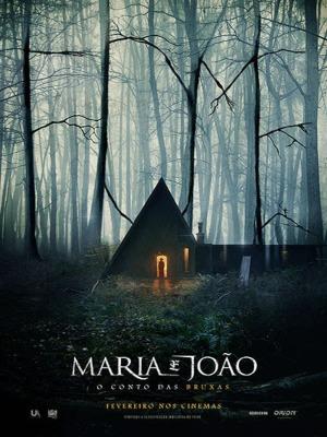 Maria e João: O Conto das Bruxas : Poster