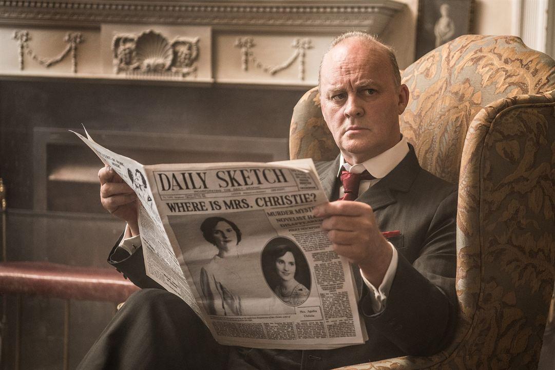 Agatha And The Truth Of Murder : Photo Tim McInnerny