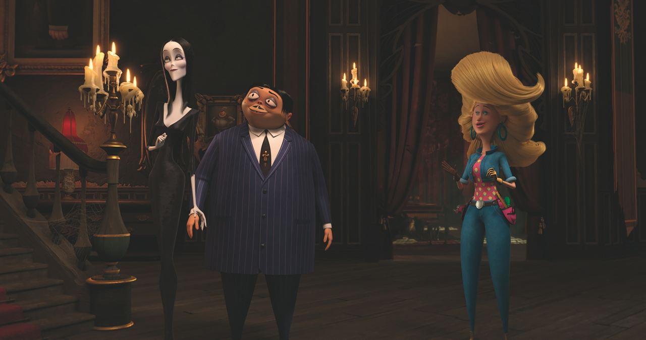 A Família Addams : Foto