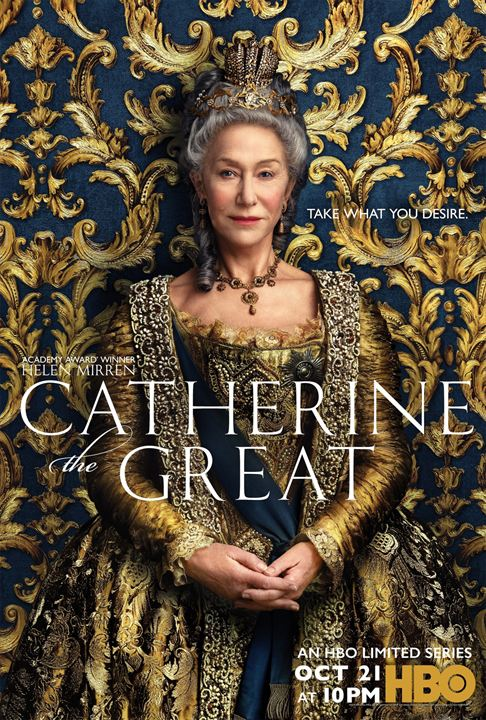 Catherine the Great : Poster