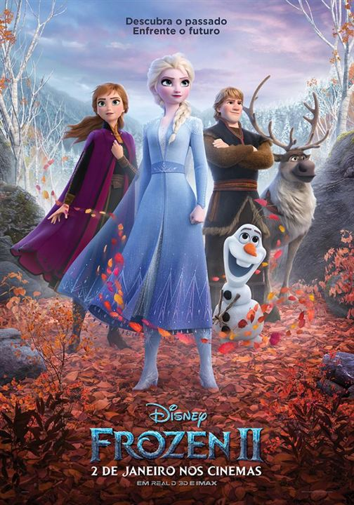 Frozen 2 : Poster