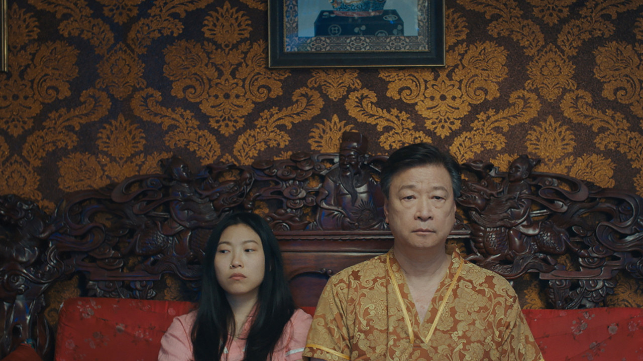 The Farewell : Foto Awkwafina, Tzi Ma