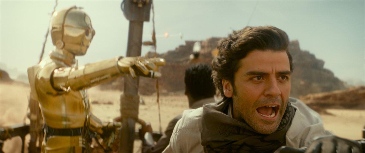 Star Wars: A Ascensão Skywalker : Foto Oscar Isaac