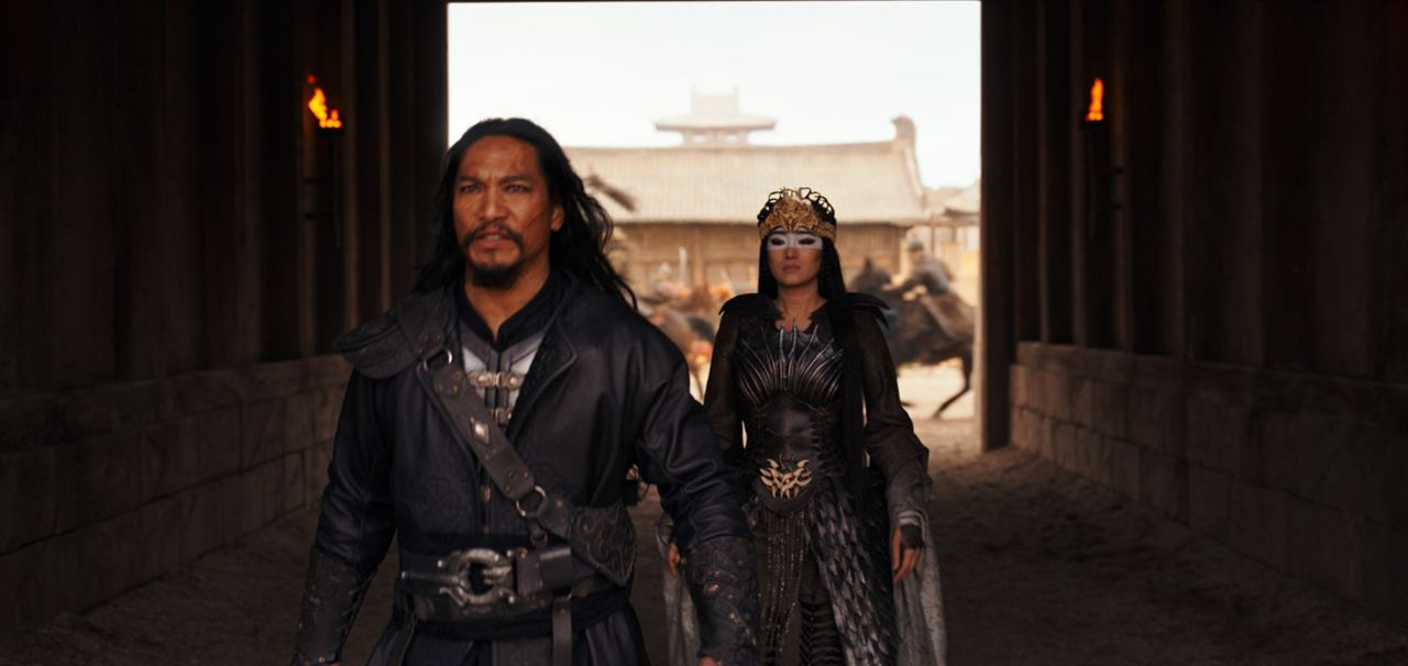 Mulan : Foto Gong Li, Jason Scott Lee