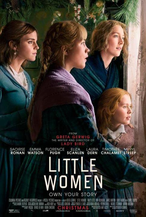 Adoráveis Mulheres : Poster