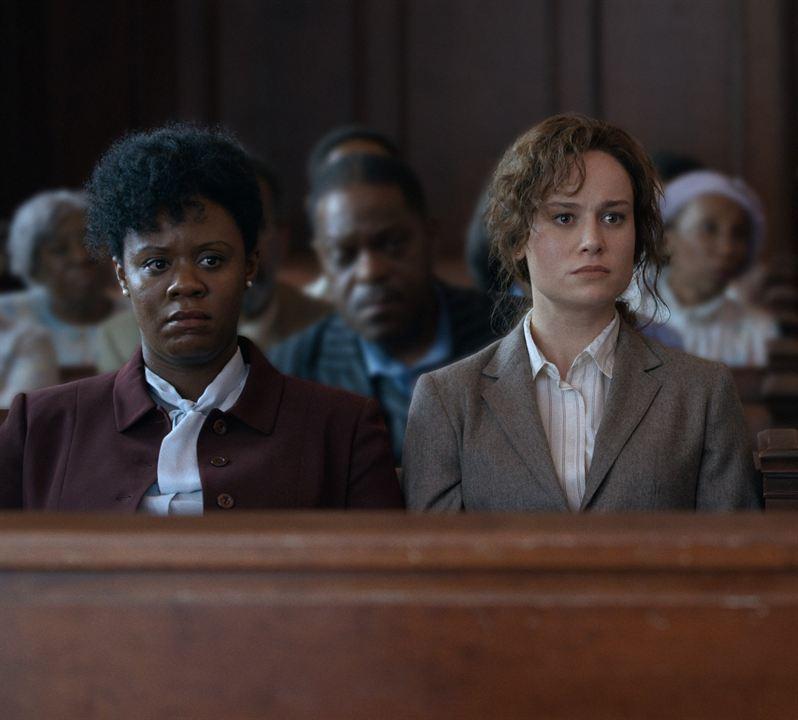 Luta por Justiça : Foto Brie Larson