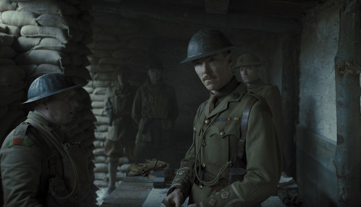1917 : Foto Benedict Cumberbatch