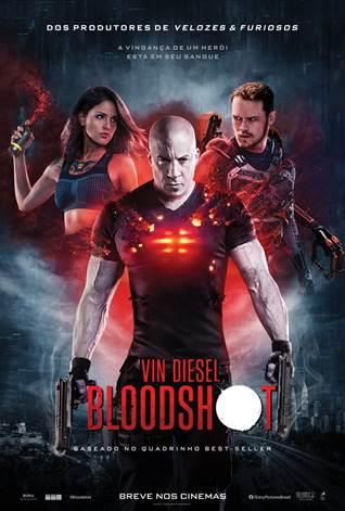 Bloodshot : Poster