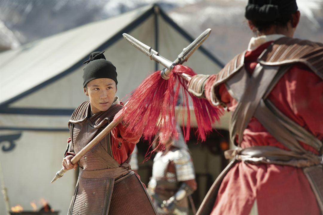 Mulan : Foto Yifei Liu