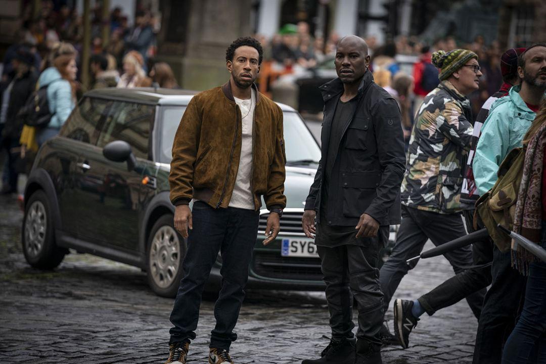 Velozes & Furiosos 9 : Foto Ludacris, Tyrese Gibson