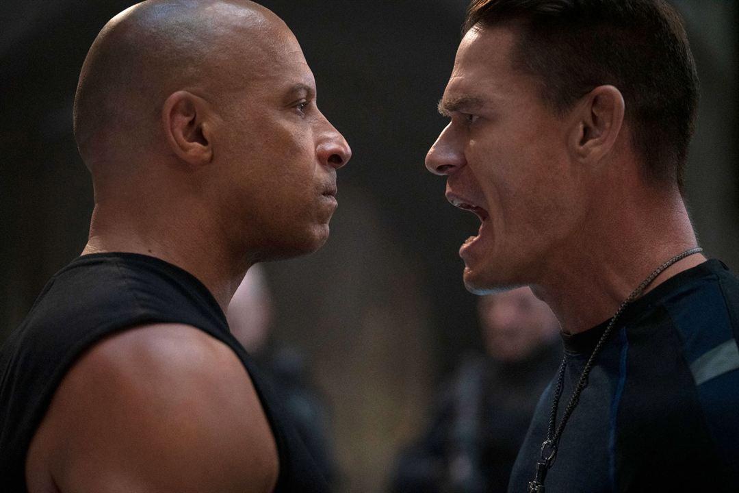 Velozes & Furiosos 9 : Foto John Cena, Vin Diesel