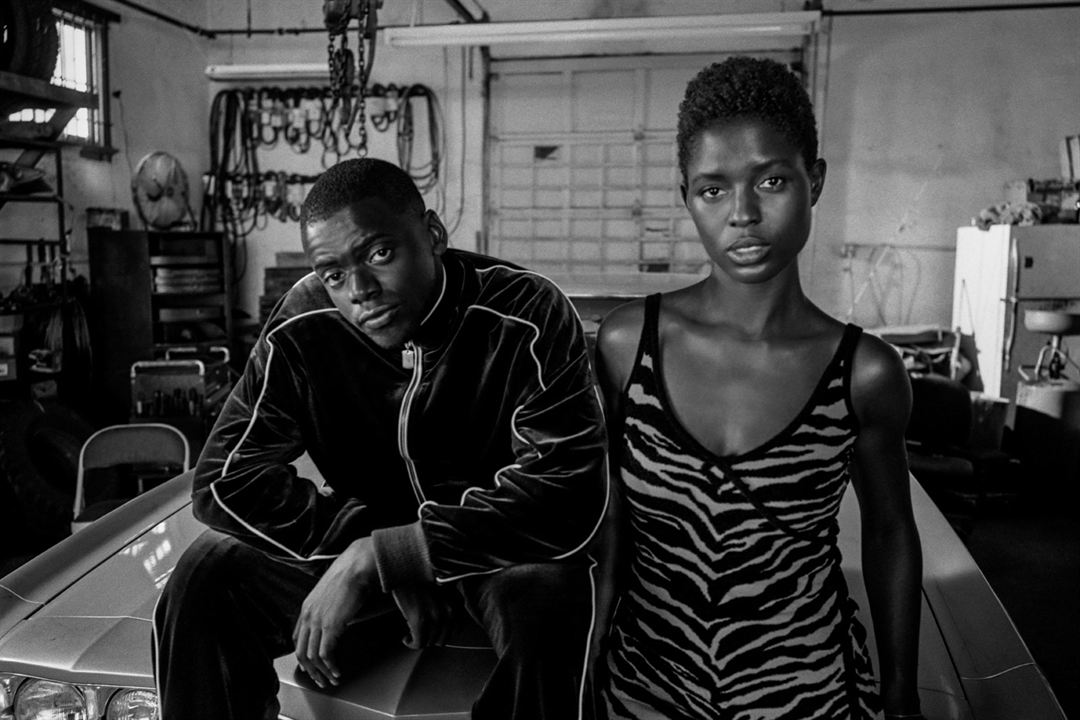 Queen & Slim : Foto Daniel Kaluuya, Jodie Turner-Smith