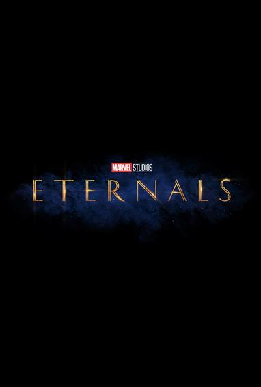 Os Eternos : Poster