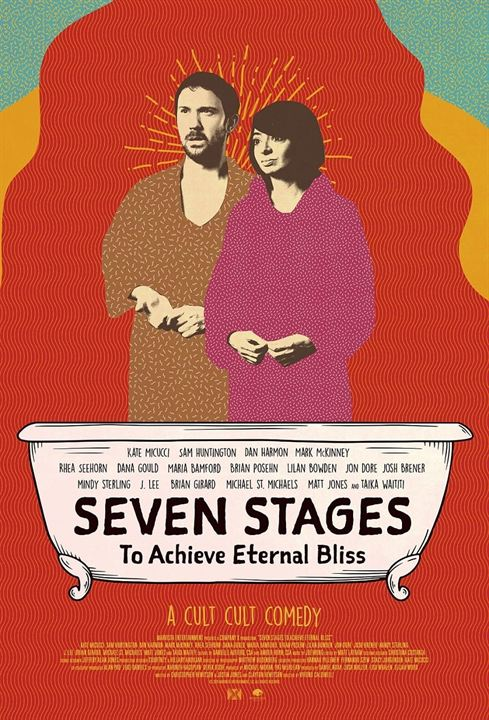 Seven Stages to Achieve Eternal Bliss : Poster