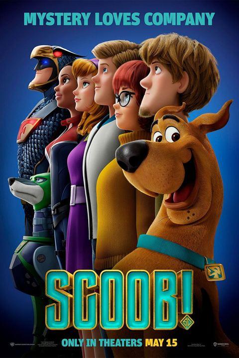 SCOOBY! O Filme : Poster