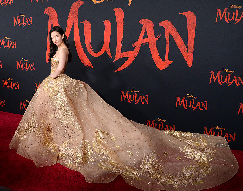 Mulan : Vignette (magazine) Yifei Liu