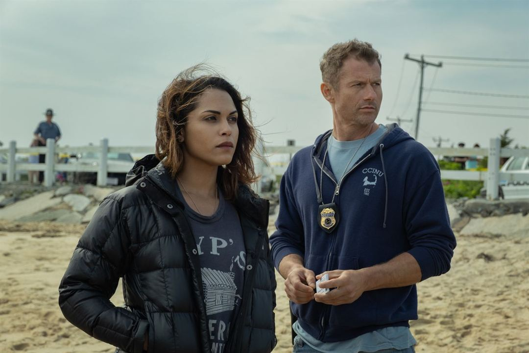 Foto James Badge Dale, Monica Raymund